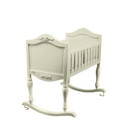 The Orbelle French White Ga Ga Cradle