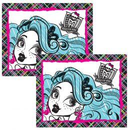 Monster High Pillow Shams Freaky Fashion Bedding Accessories